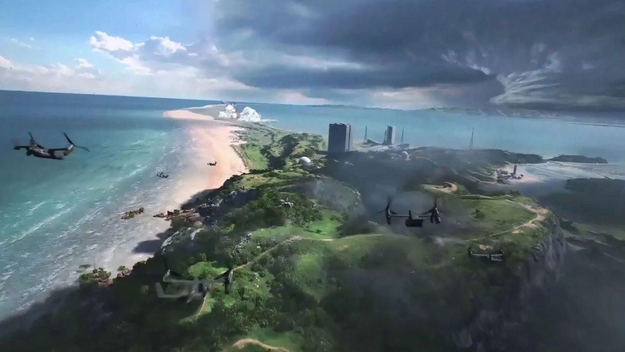 Battlefield 6 pierwszy nieoficjalny screen z gry.