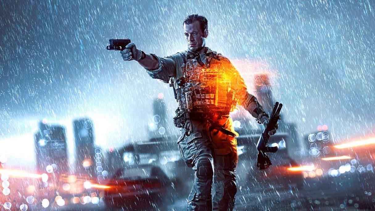 Battlefield 6 4 - żołnierz