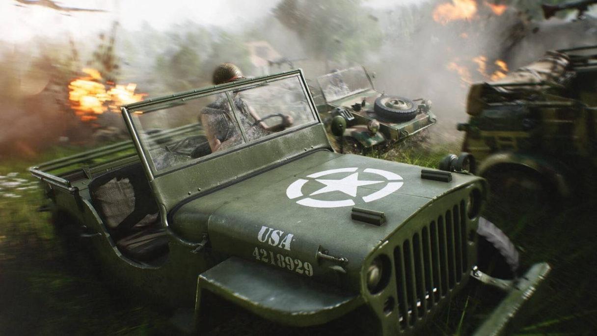 Battlefield v - grafika na podsumowanie dnia