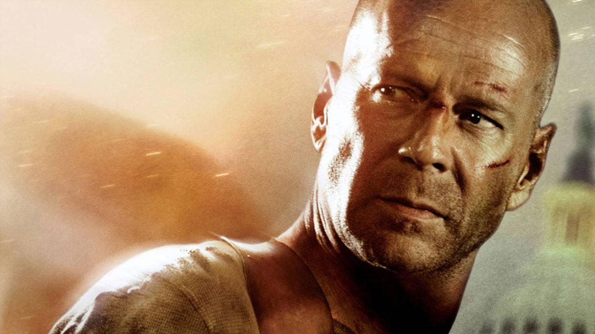 Bruce Willis jako John McClane, który może trafić do Call of Duty: Warzone