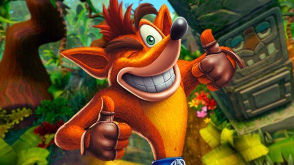 Crash Bandicoot - Crash
