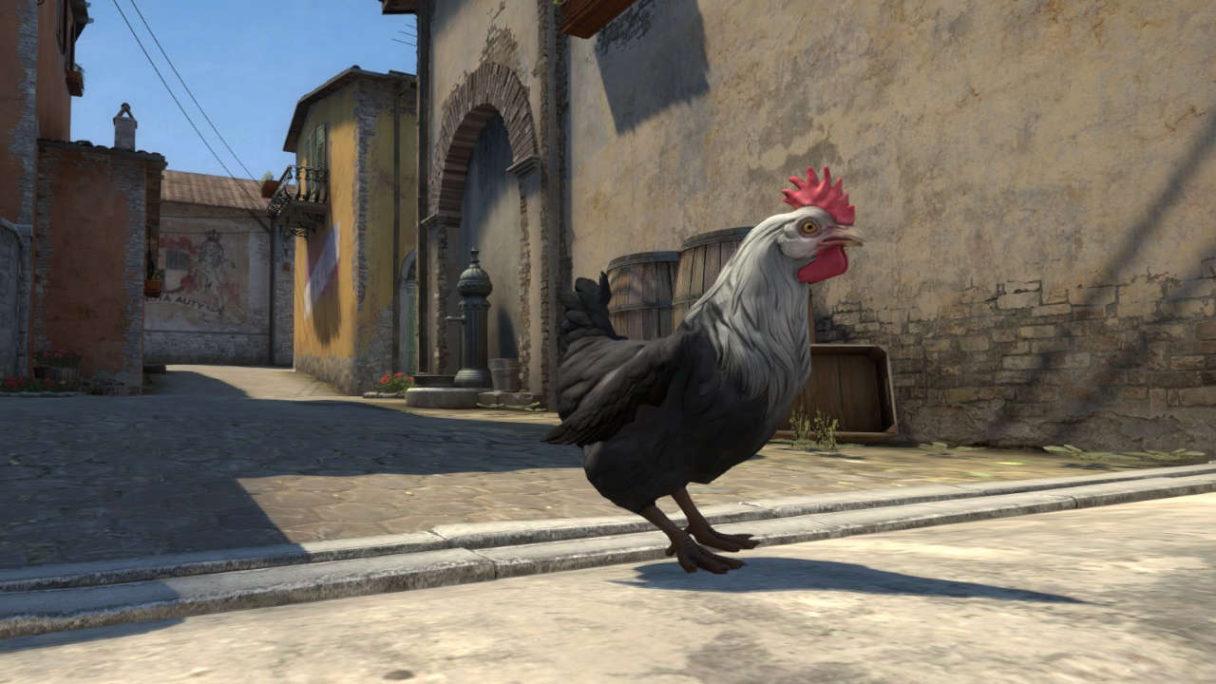 Nowy model kurczaka z CS:GO