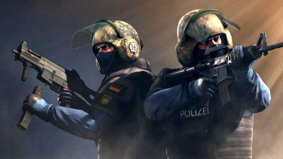 CS:GO - żołnierze