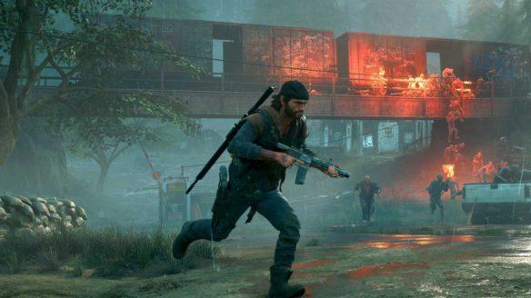 Days Gone na PC - zrzut ekranu