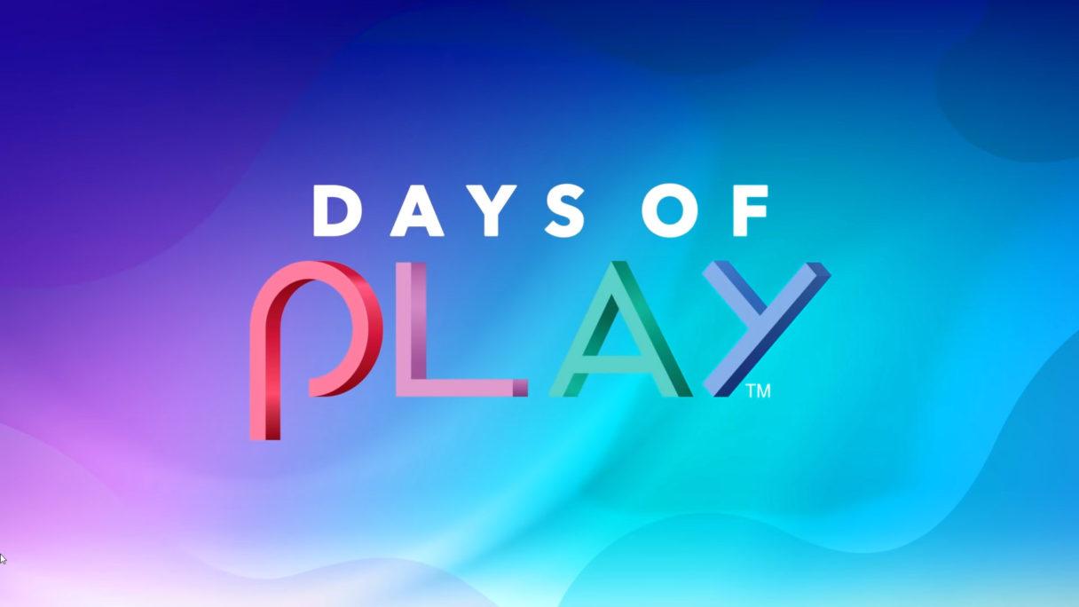 PlayStation Days of Play 2021 - logo