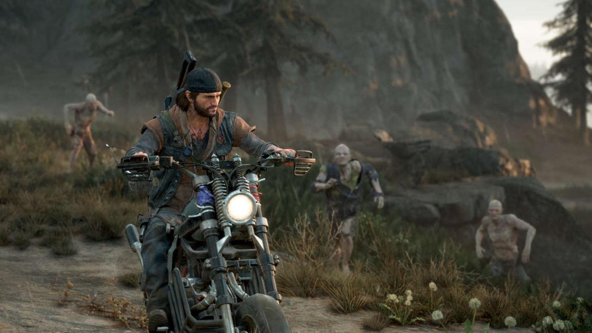 Nowa grafika z Days Gone na PC