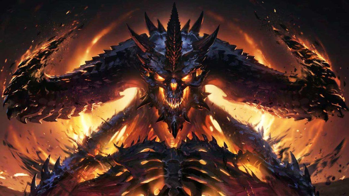 Diablo Immortal - demon