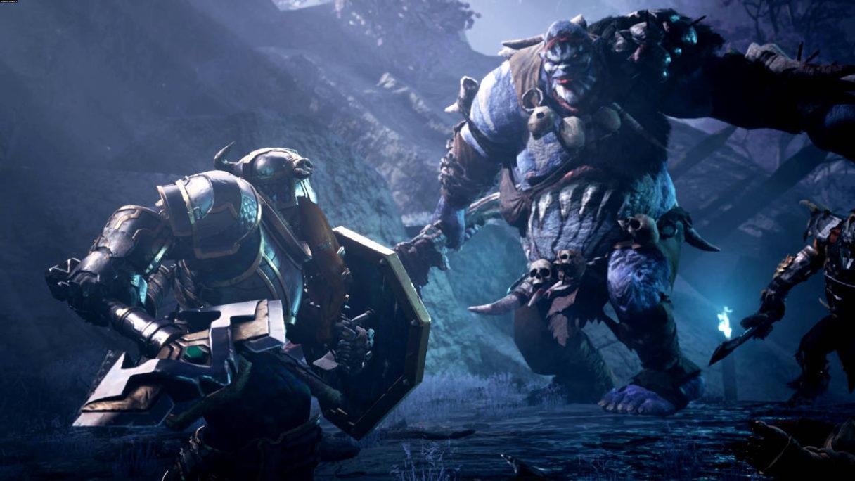 dungeons & dragons dark alliance walka z potworem w grze - nowa gra w usłudze Xbox Game Pass