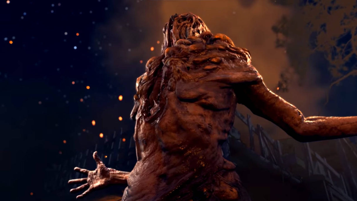 Dying Light 2 - odrażający mutant zombie