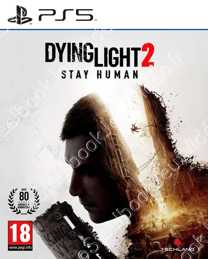 Okładka Dying Light 2 na PS5