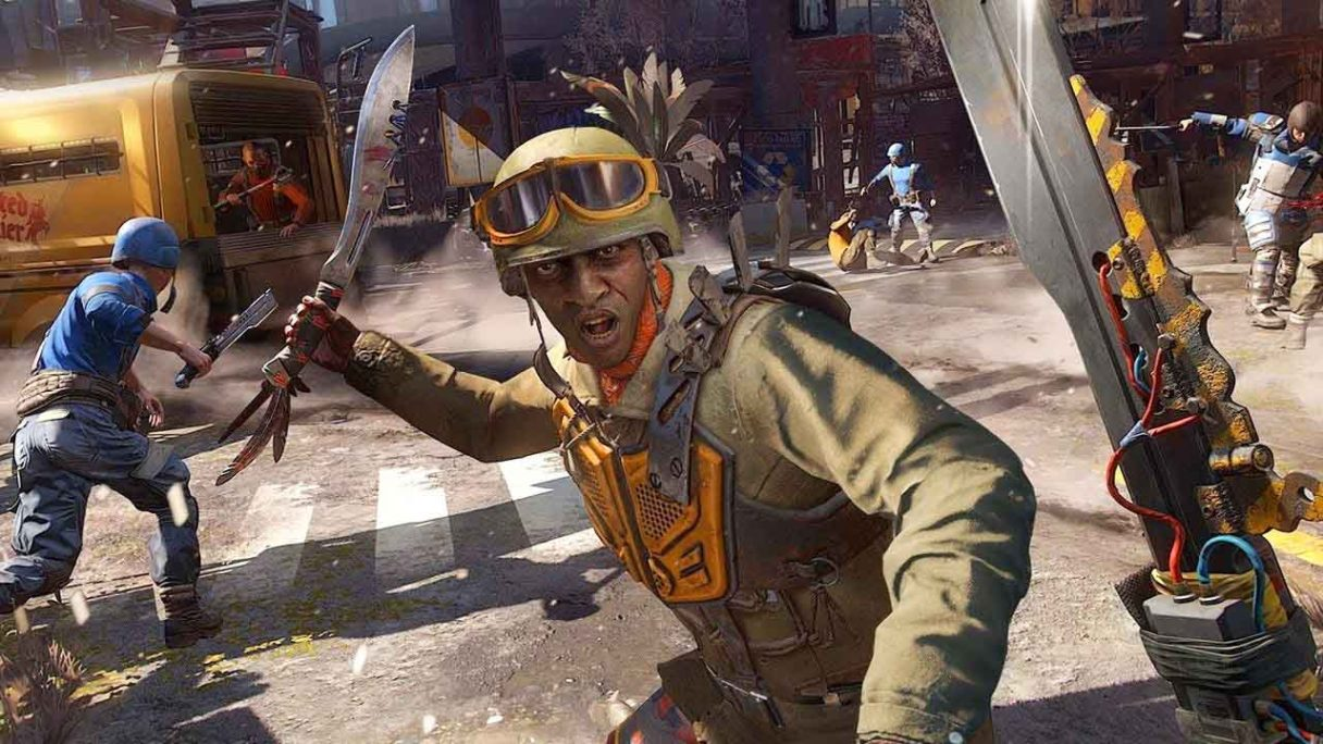 Dying Light 2 - zrzut ekranu z walki