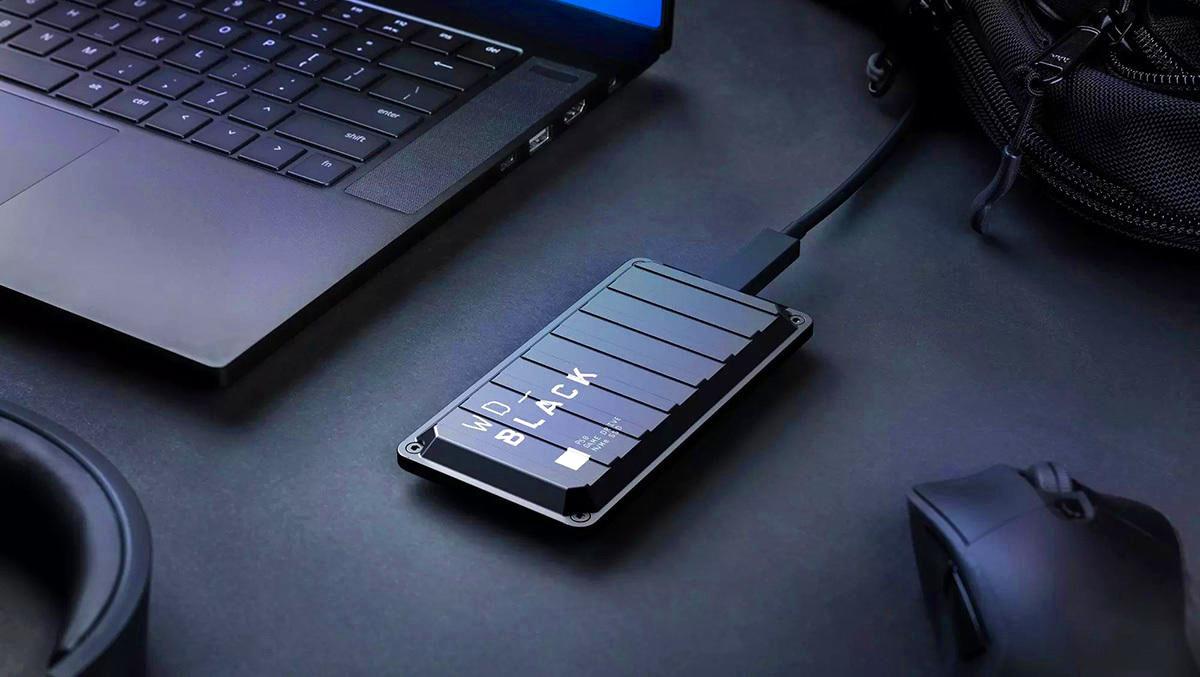 Dyski SSD - WD Black