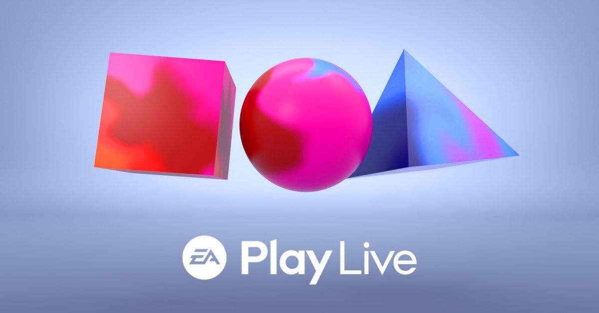 EA Play Live 2021 - logo