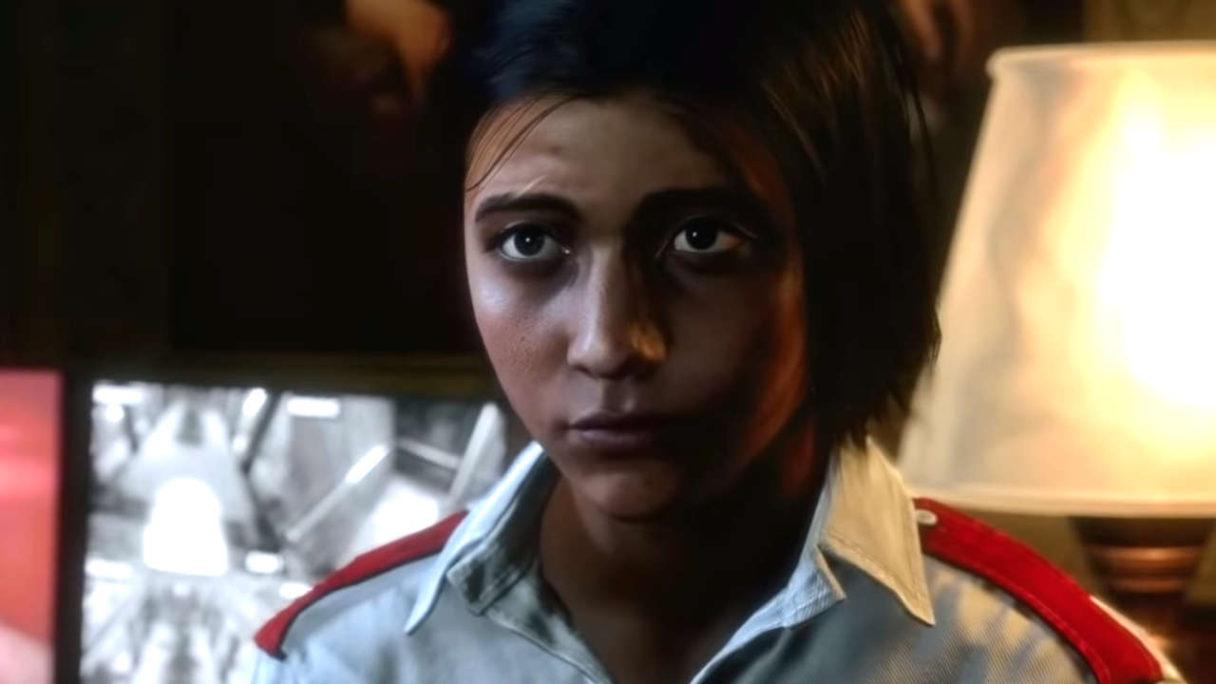 Far Cry 6 - chłopiec z traileru z przykrą miną