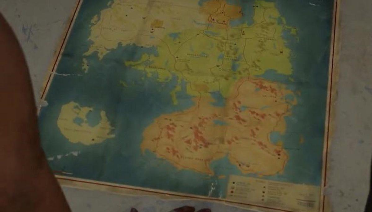 Far Cry 6 mapa