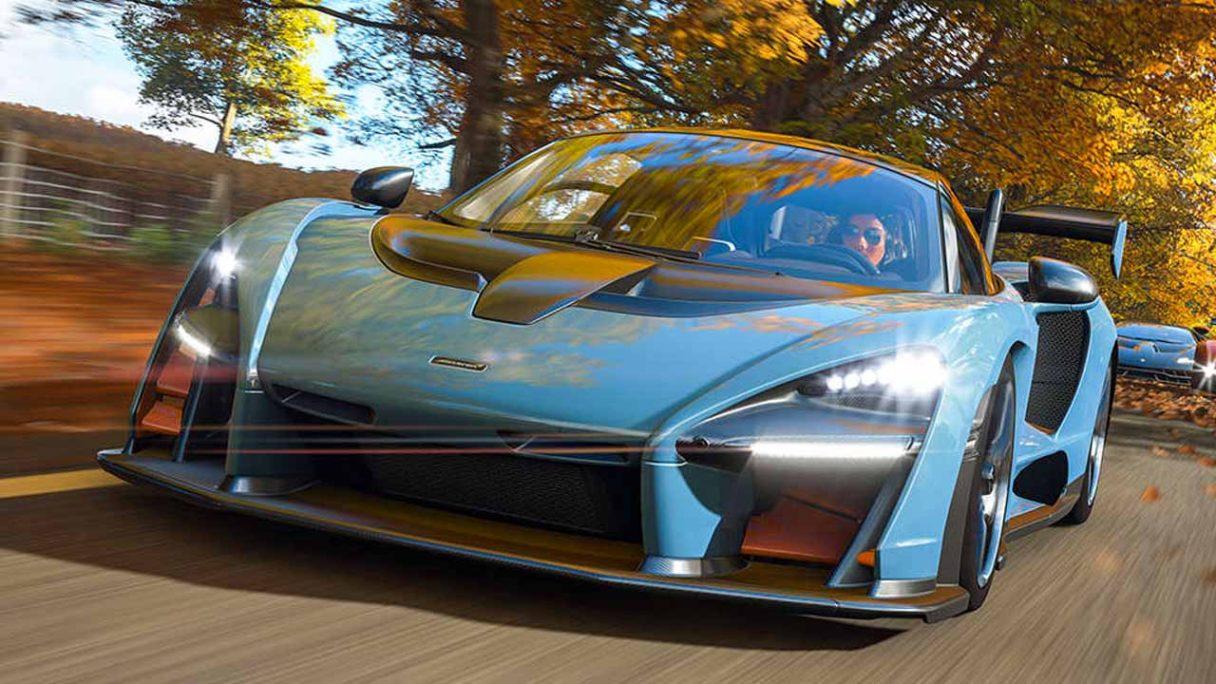 Forza Horizon 4 - zrzut ekranu