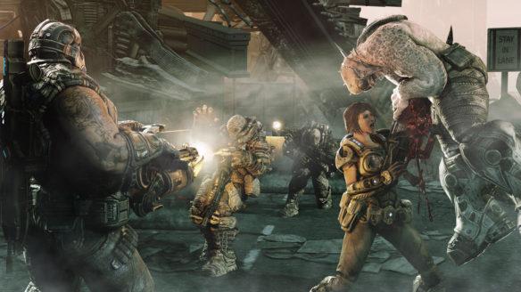 Gears of War 3 PS3