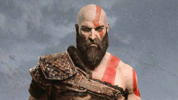 God of War Ragnarok nie na PS4 - Kratos