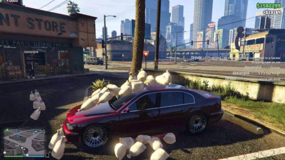 Więcej pieniędzy w GTA Online