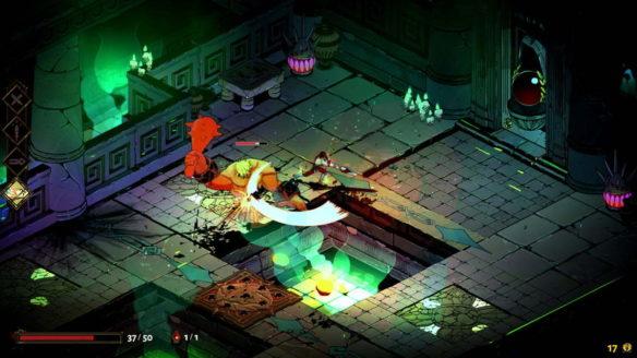 Hades na PS4 i PS5
