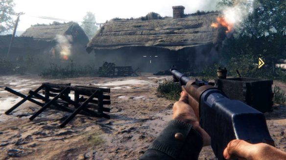 Land of War - zrzut ekranu z gry