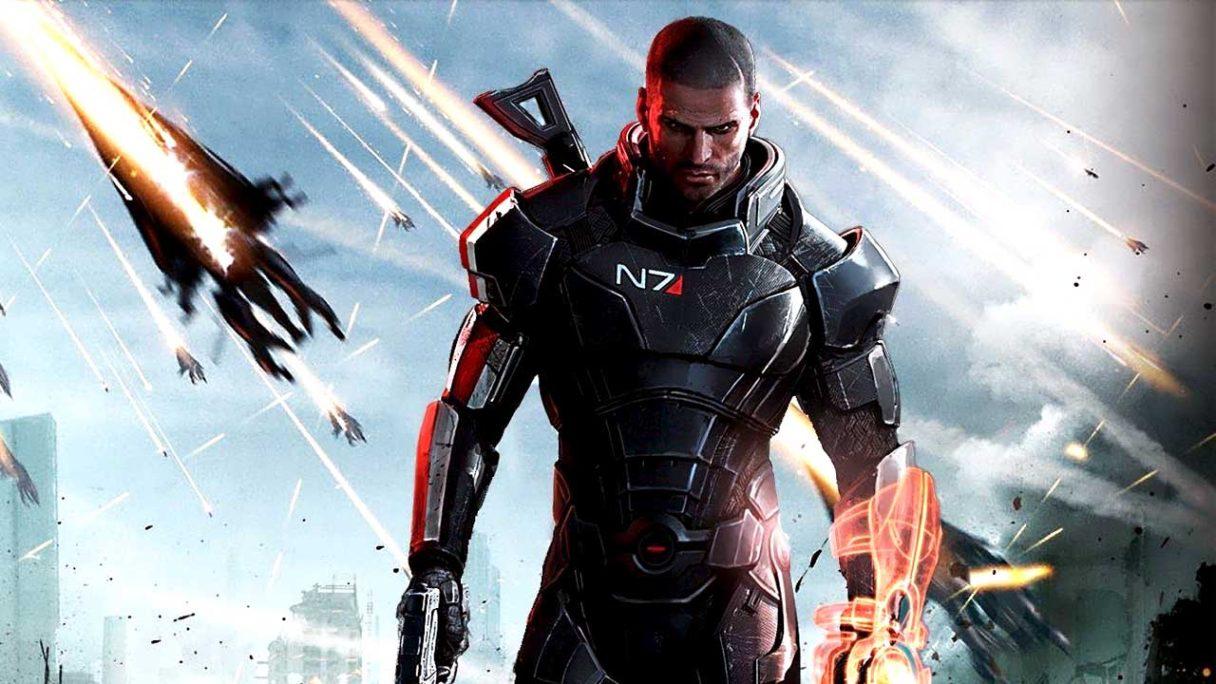 Mass Effect Legendary Edition - Shepard