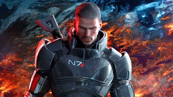 Recenzje Mass Effect Legendary Edition - Shepard