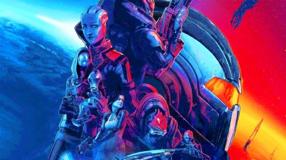 Mass Effect Legendary Edition - grafika