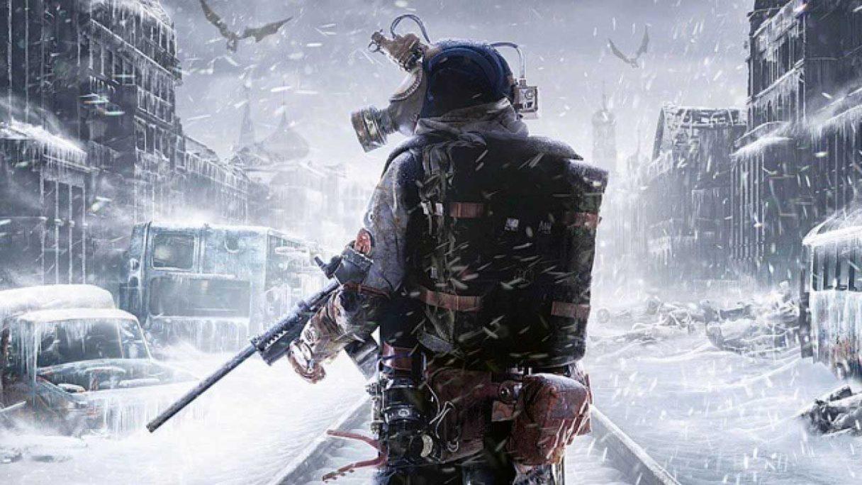 Metro Exodus - grafika koncepcyjna