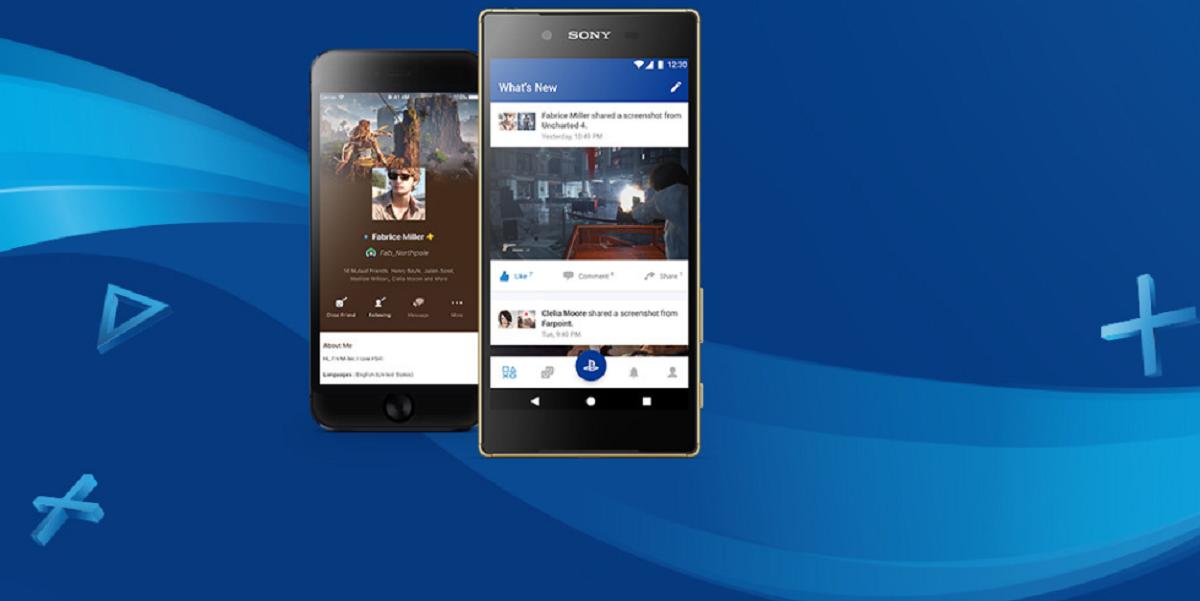 PlayStation App aktualizacja dostępna