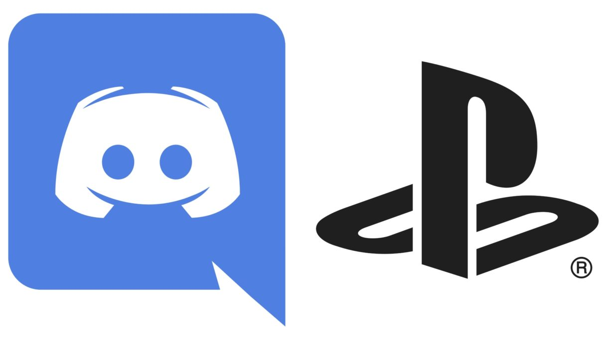 PlayStation i Discord - logo