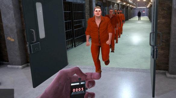 Prison Simulator - zrzut ekranu