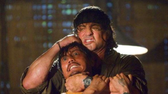 Rambo, który najpewniej pojawi się w Call of Duty: Warzone