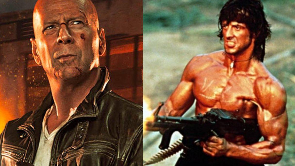Call of Duty Warzone - Rambo i John McClane