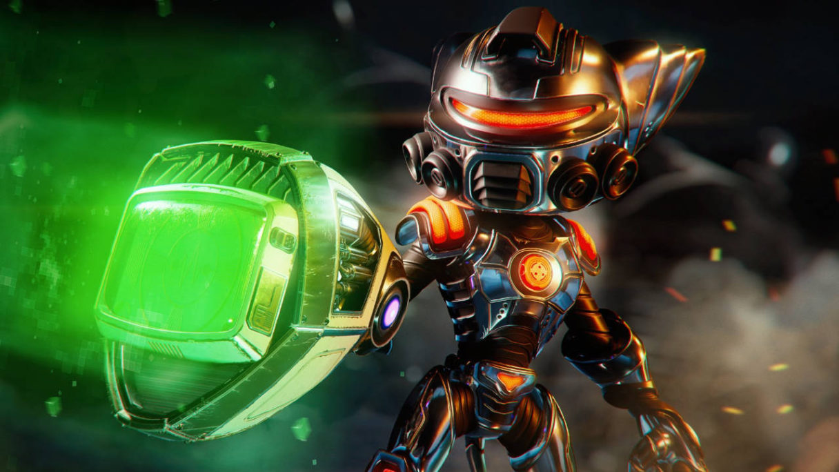 Ratchet & Clank: Rift Apart - robo suit