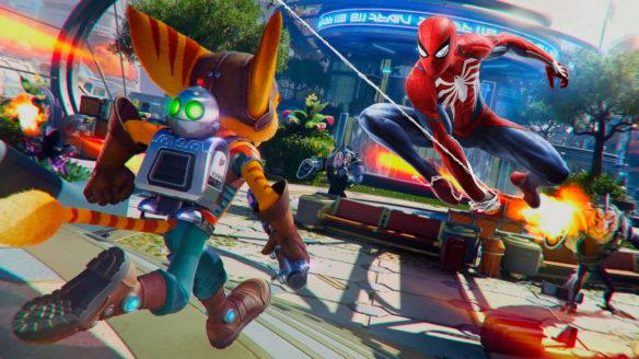 Ratchet & Clank: Rift Apart skorzysta z technologii stworzonej na potrzeby Marvel's Spider-Man