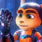 Ratchet & Clank: Rift Apart - Ratchet z rękawicą