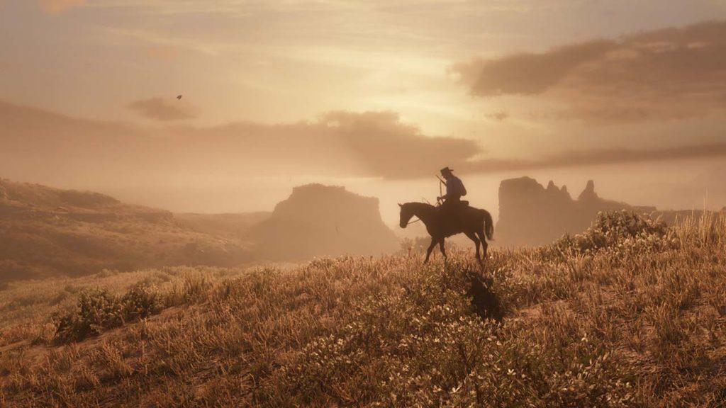 Red Dead Redemption 2 - zrzut ekranu