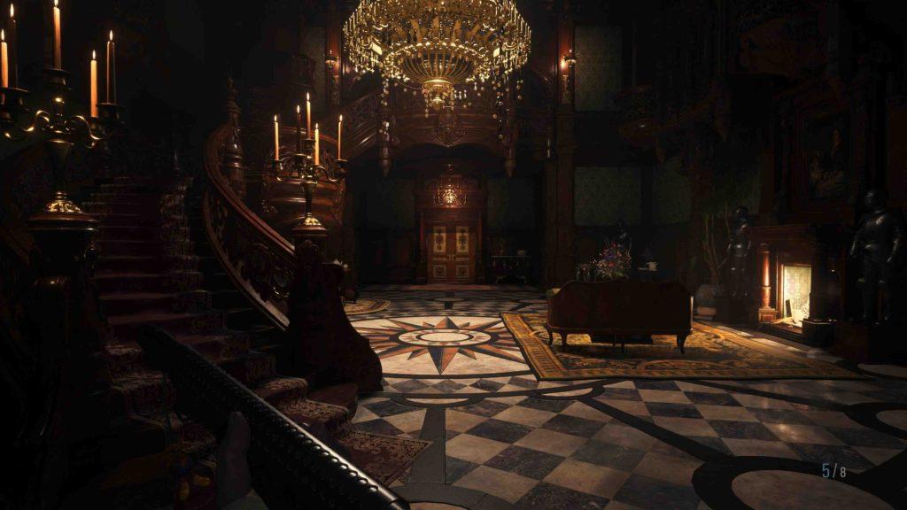 Resident Evil Village - zrzut ekranu 2