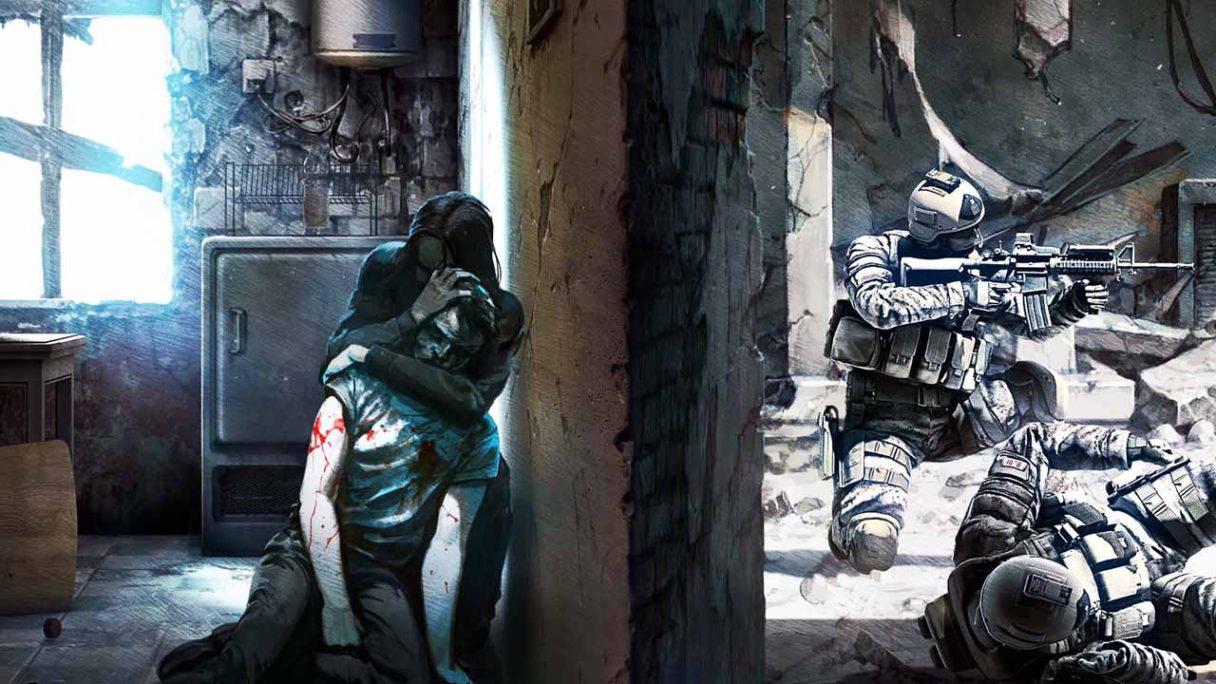 11 bit studios - grafika This War of Mine