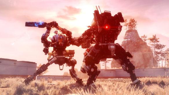 Titanfall 2 walka