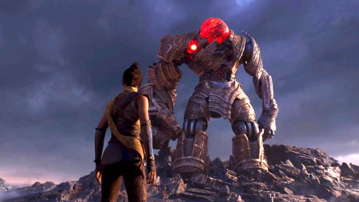 Unreal Engine 5 - pokaz