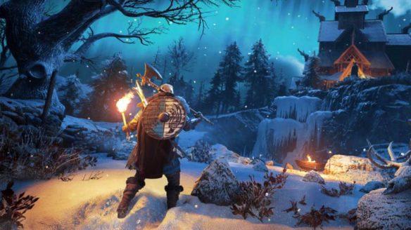 Assassin's Creed Valhalla - zrzut ekranu