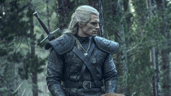 Serial Wiedźmin - Geralt