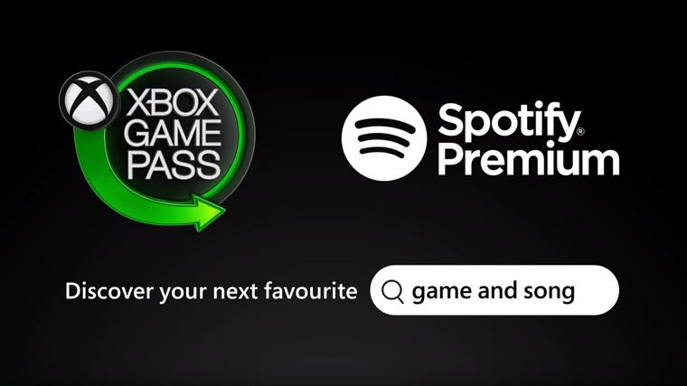 Xbox Game Pass będzie miało dodatkowo Spotify Premium?