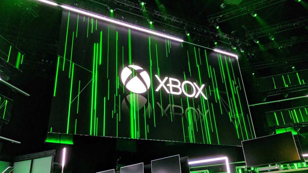 Microsoft Xbox Series - logo