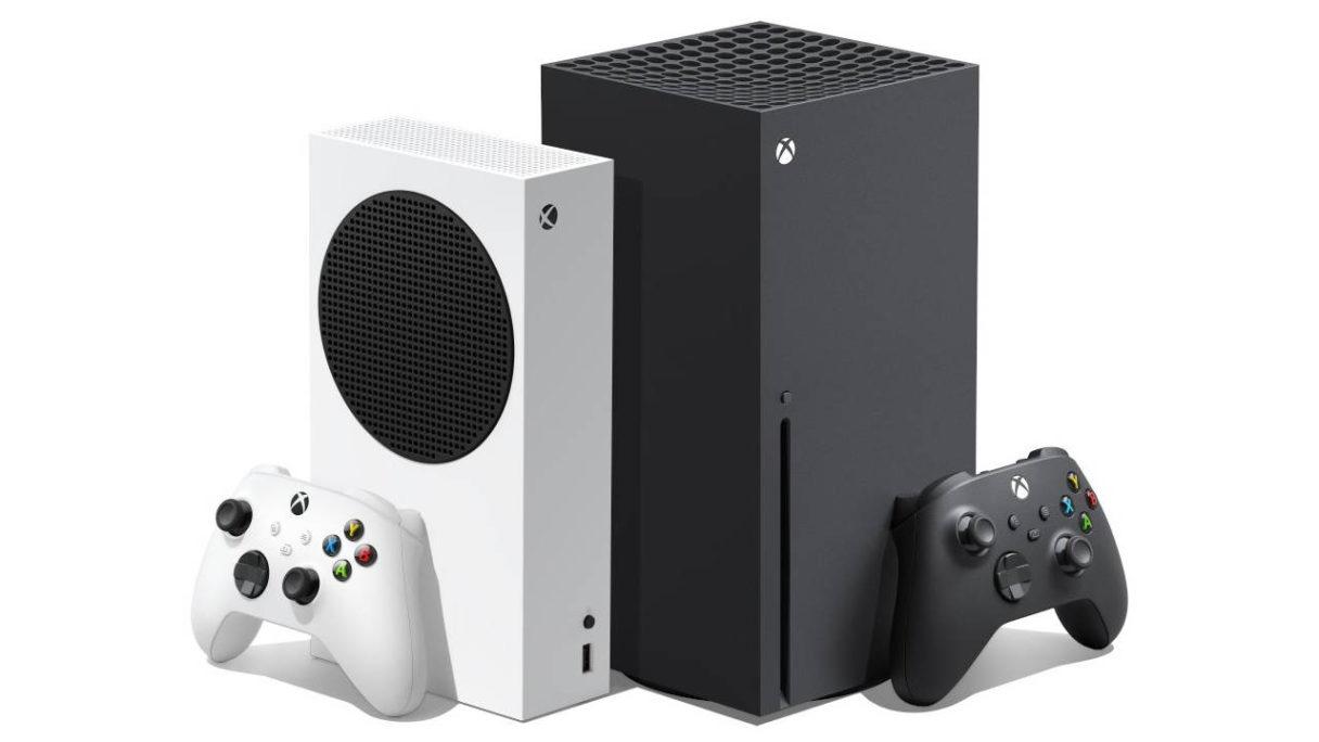 Xbox Series S i Xbox Series X
