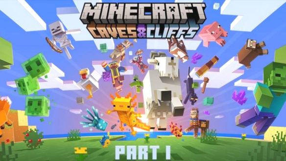 Aktualizacja Minecraft 1.17 - moby z gry