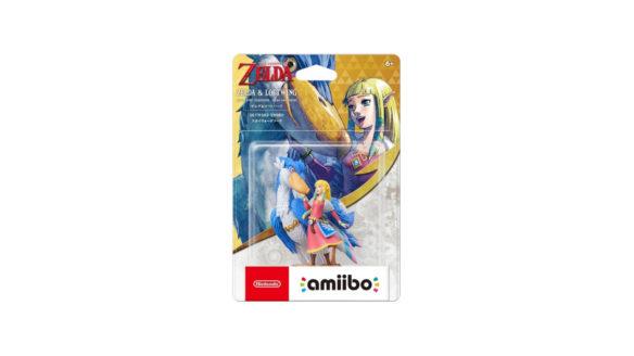 amiibo zelda loftwing