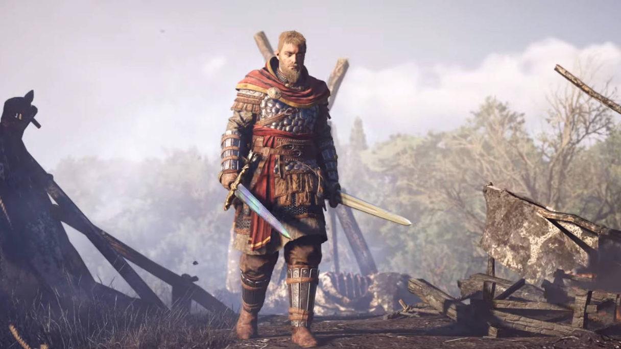 Assassin's Creed Valhalla - Eivor idzie z dwoma mieczami